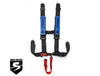 "3"" H STYLE HARNESSES - ASSAULT INDUSTRIES - SIKK RIDES.COM"