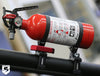 QUICK RELEASE FIRE EXTINGUISHER - ASSAULT INDUSTRIES - SIKK RIDES.COM