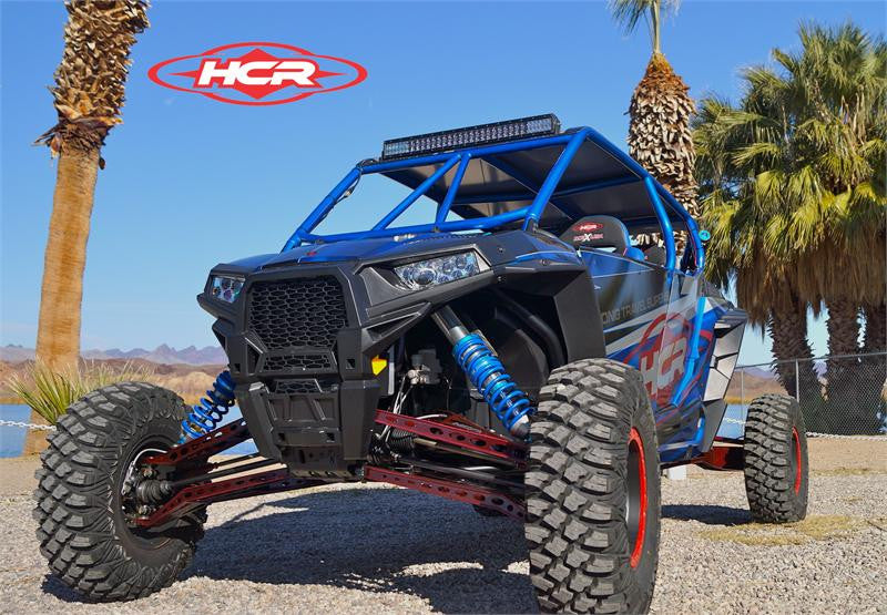 XP4 1000 ELITE LONG TRAVEL SUSPENSION KIT - HCR RACING - SIKK RIDES.COM