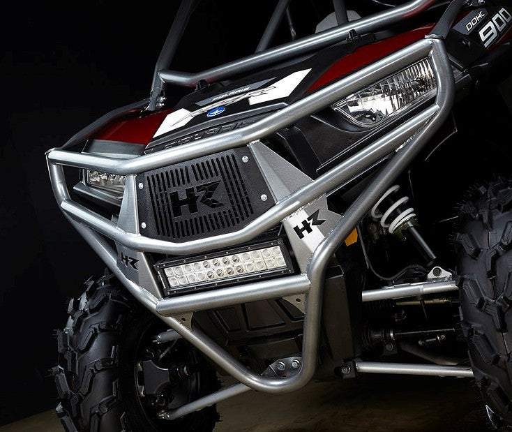POLARIS 900s FRONT FULL PROTECTION BUMPER - SIKK RIDES.COM