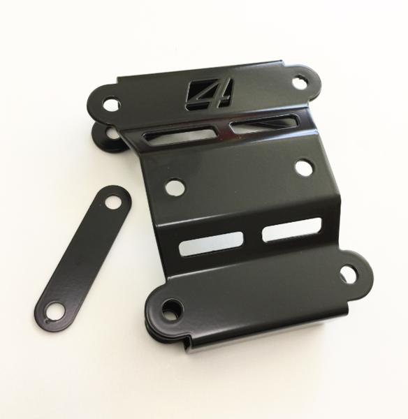 CAN AM X3 RADIUS ROD PLATE-GROUNDED 4 - SIKK RIDES.COM