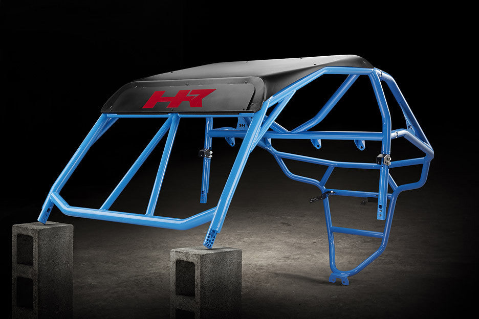 POLARIS 900s RACE CAGE  - HOUSER RACING - SIKK RIDES.COM