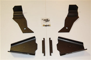 CAN-AM  COMMANDER 800 / 1000 UMHW FRONT A-ARM / REAR TRAILING GUARDS - TRAIL ARMOR - SIKK RIDES.COM