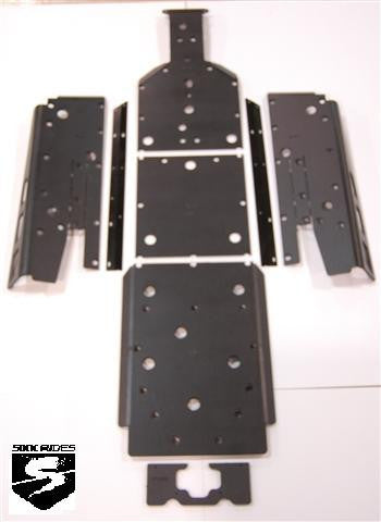 XP 1000 FULL UHMW SKID PLATE - TRAIL ARMOR