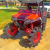 POLARIS RZR 570 / 800 MESH GRILL - ROGUE OFFROAD - SIKK RIDES.COM