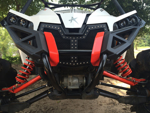 CAN-AM MAVERICK MESH GRILL - ROGUE OFFROAD