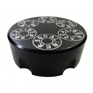 POLARIS RZR / XP / RANGER GAS CAP - 50 CAL RACING