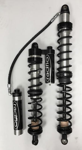 "POLARIS XP/XP4 1000 2.5"" SUSPENSION KIT - RADFLO SUSPENSION"