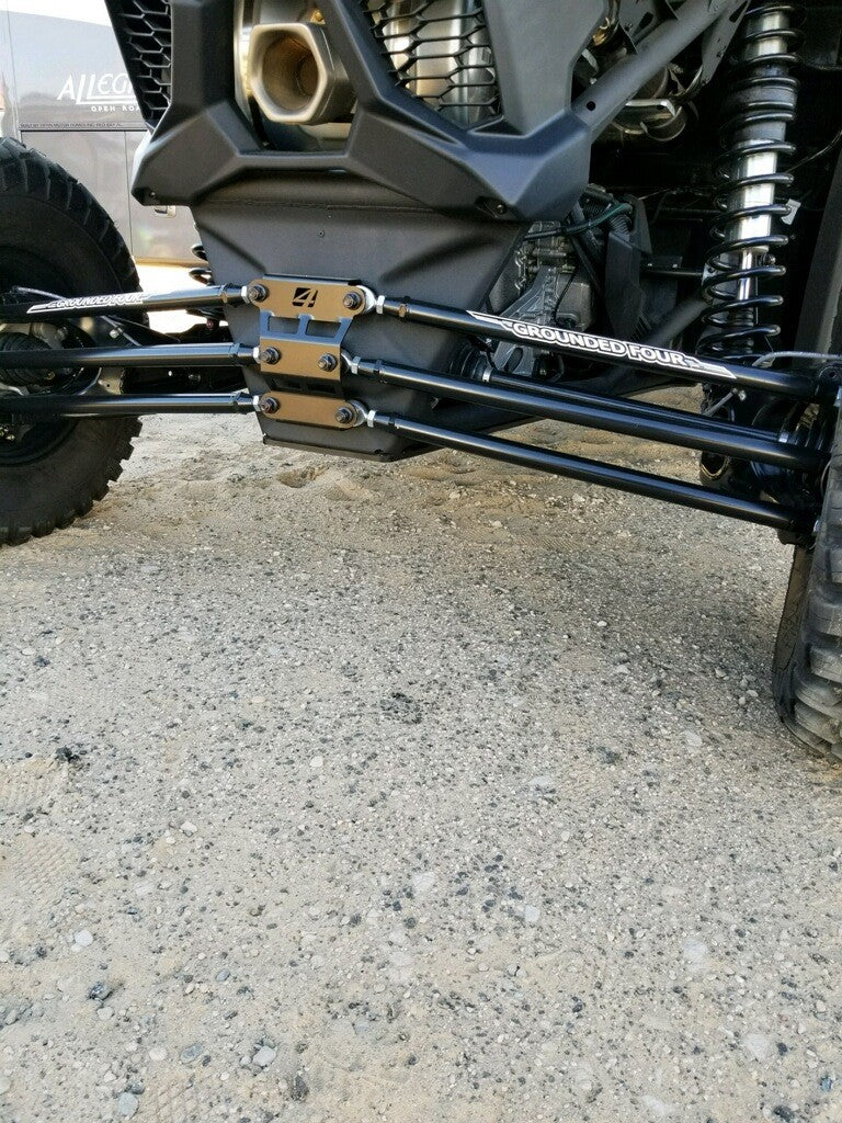 CAN AM X3 X RS RADIUS RODS-GROUNDED 4 - SIKK RIDES.COM