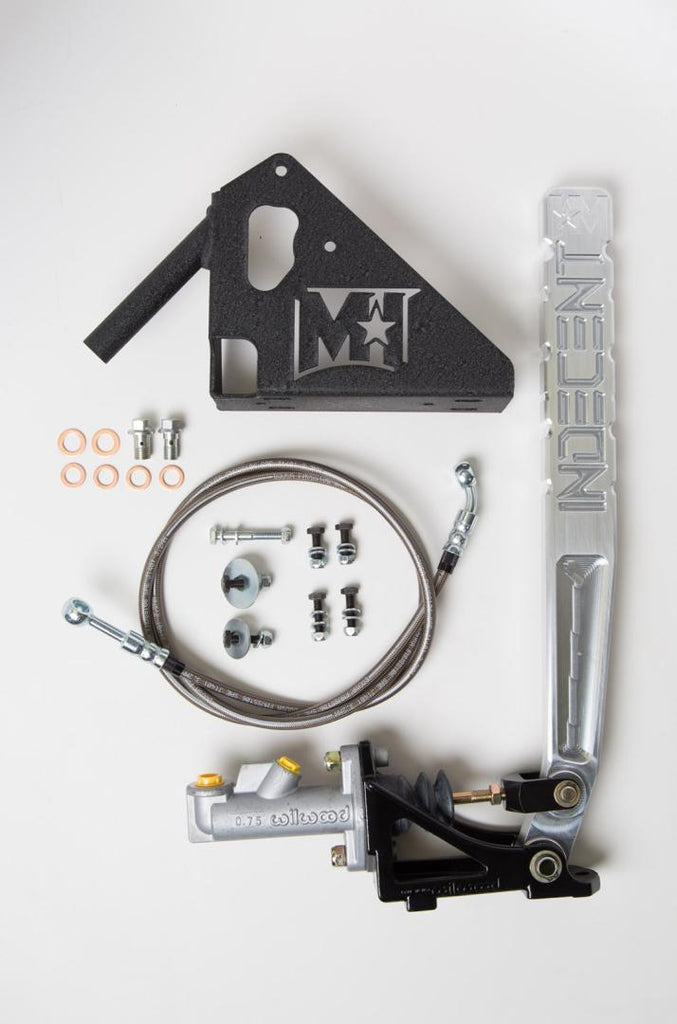 SXS DRIFT BRAKE HANDLE KIT - INDECENT MOTORSPORTS - SIKK RIDES.COM