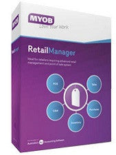 MYOB RetailManager V12.5 POS Software