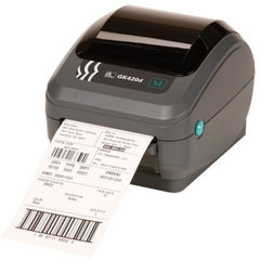 Zebra GK420d barcode label printer