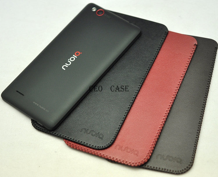 ZTE Nubia Z7 Mini Pouch Protect Case (Very Slim & Light) Sleeve Bag