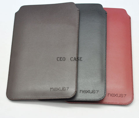 Google Nexus 7 FHD Pouch Protect Case (Very Slim & Light) Sleeve Bag