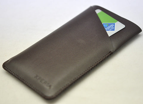 Google Nexus 6 with pocket Pouch Protect Case Very Slim & Light Sleeve Bag