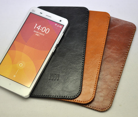 XiaoMi Mi4 Pouch Protect Case Very Slim and Light Sleeve Bag