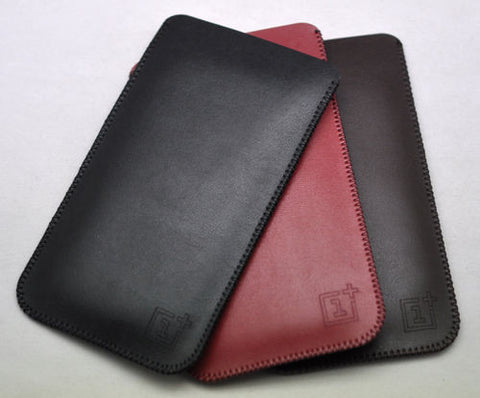 Oneplus One Pouch Protect Case Slim and Light Sleeve Bag