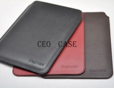 Apple Ipad Mini 2 Retina Pouch Protect Case Very Slim & Light Sleeve Bag