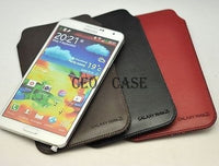 Samsung Galaxy NOTE EDGE Pouch Protect Case very Slim & Light sleeve bag