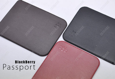 BlackBerry Classic Protect Case Slim and Light Sleeve Bag
