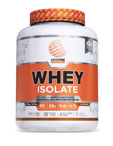 CICCONE PHARMA WHEY ISOLATE PROTEIN