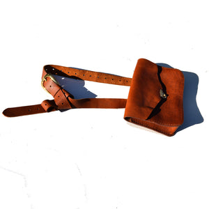 Sandy Belt bag- Tan - Mandara bags
