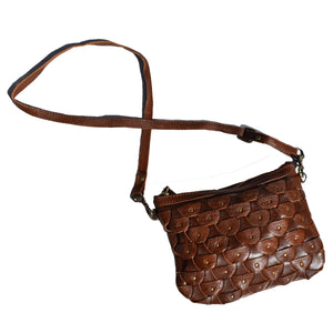 Andromeda cross-body handbag