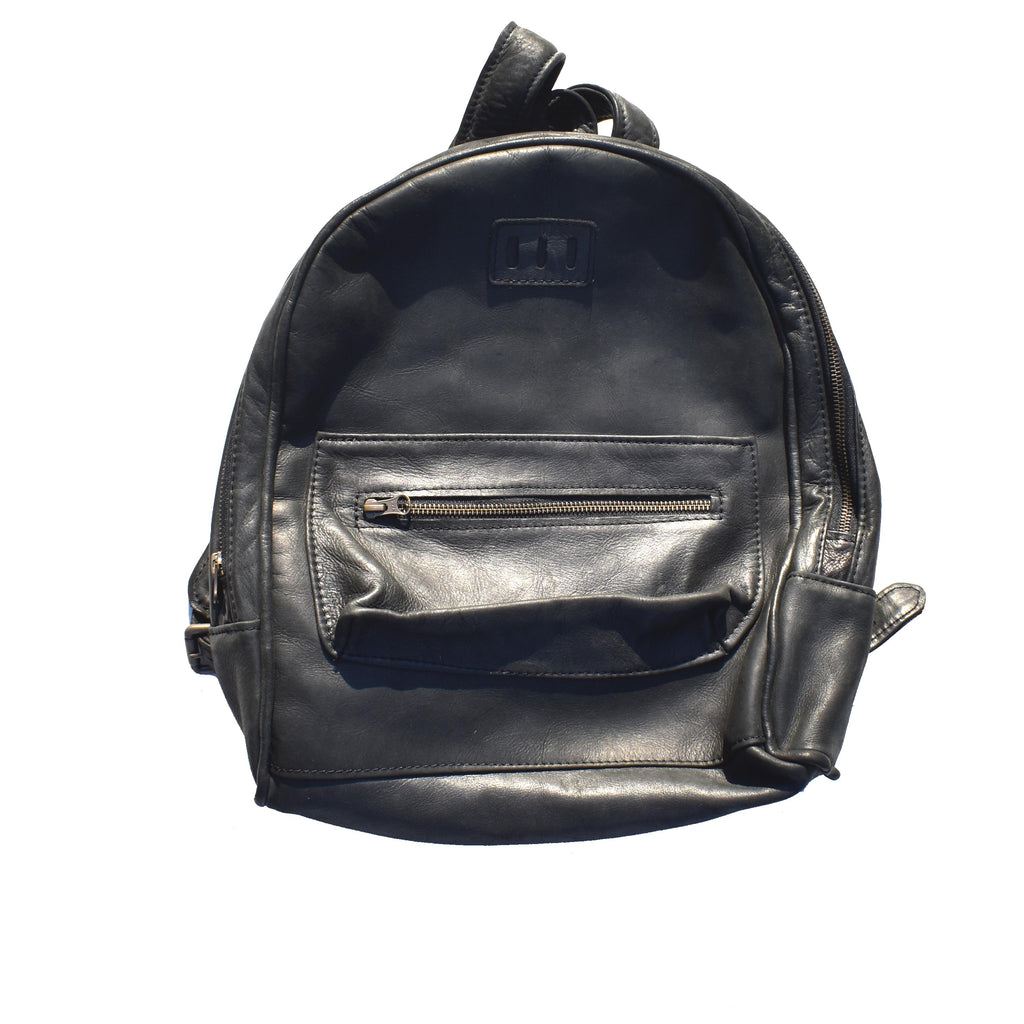 The Berlin backpack- black