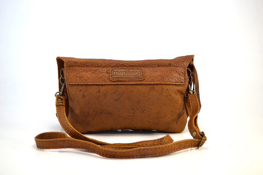 Natural flap -small - Mandara bags