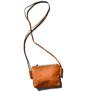 Chica cross body bag- Toffee - Mandara bags