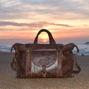 Livingstone travel bag - Mandara bags