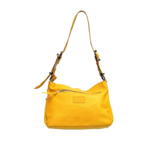 Bonnie yellow medium - Mandara bags