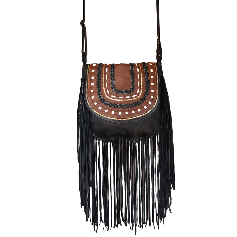 The Jude Tassel bag - Mandara bags