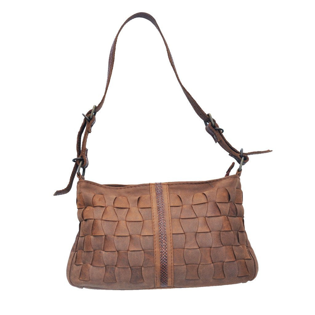 Bonnie Brown medium - Mandara bags