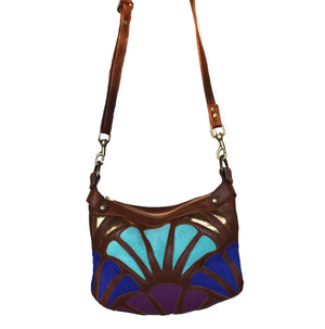 Atlantis cross-body bag- blossom 02 - Mandara bags