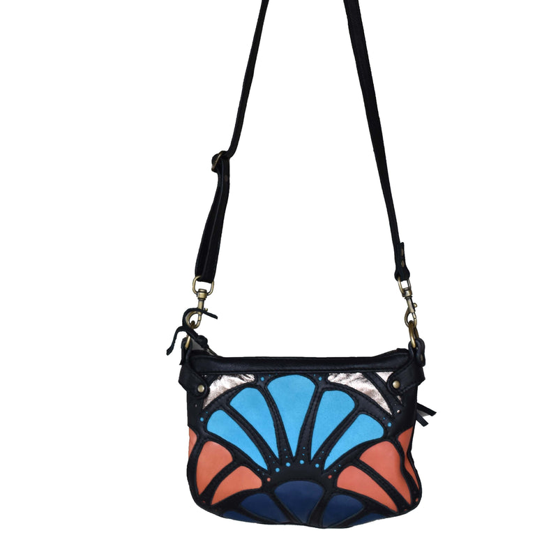 Atlantis cross-body bag- Enchanted - Mandara bags