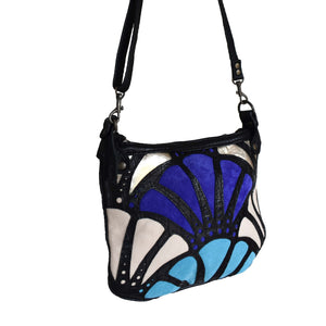 Atlantis cross-body bag- Ocean - Mandara bags