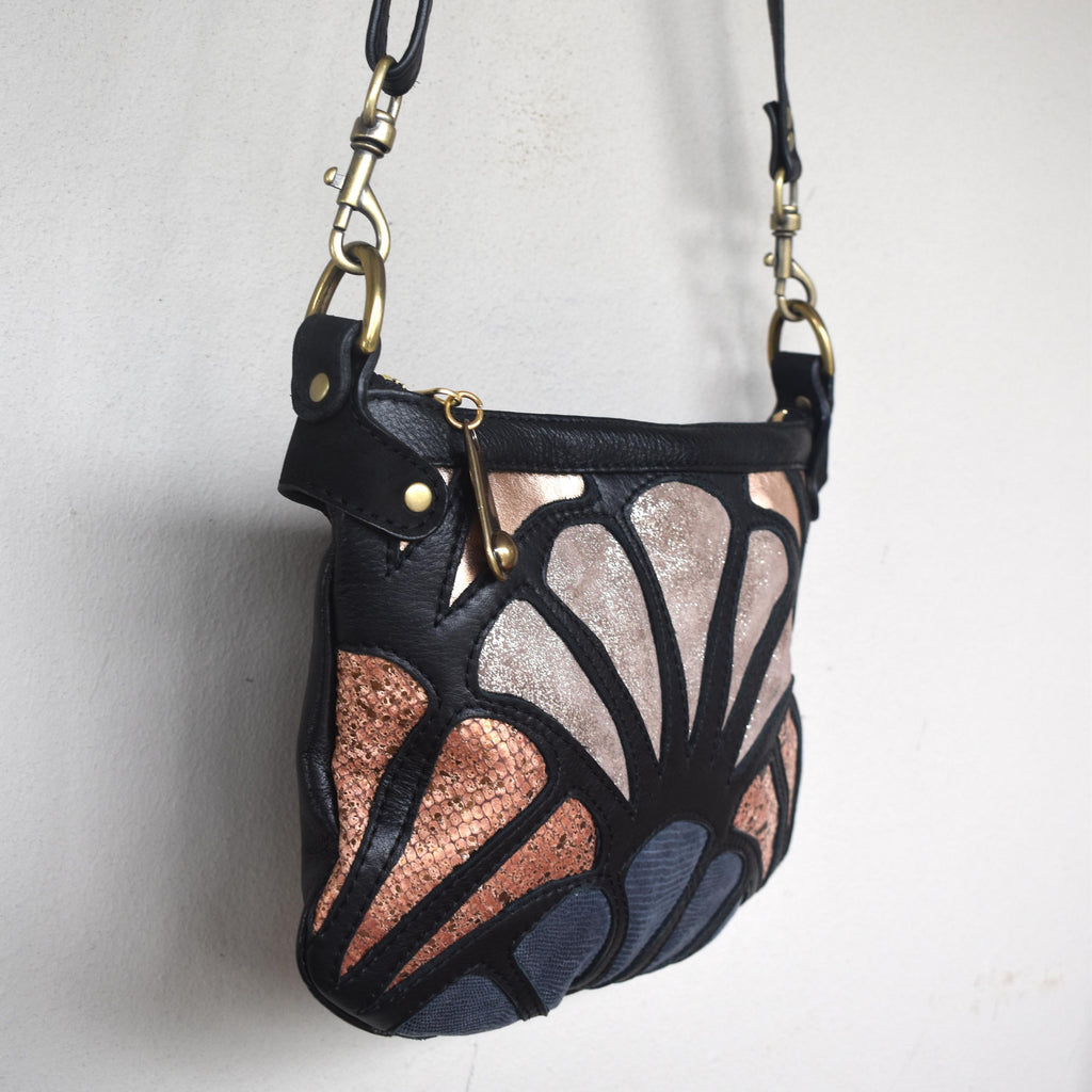 Atlantis cross-body bag- Shimmer - Mandara bags