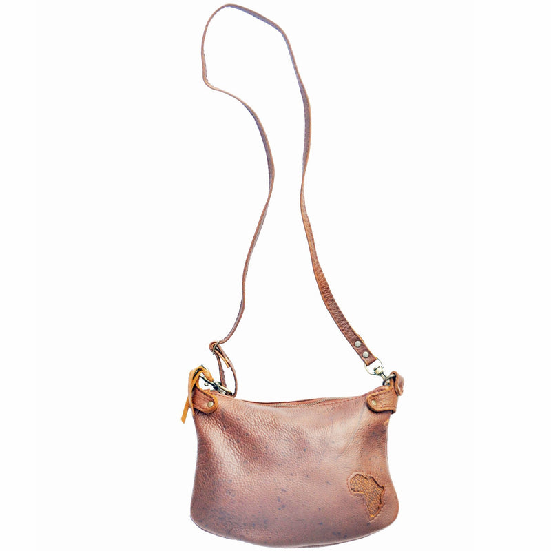 Africa cross-body handbag- medium - Mandara bags