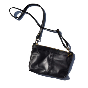 Jane - medium black - Mandara bags