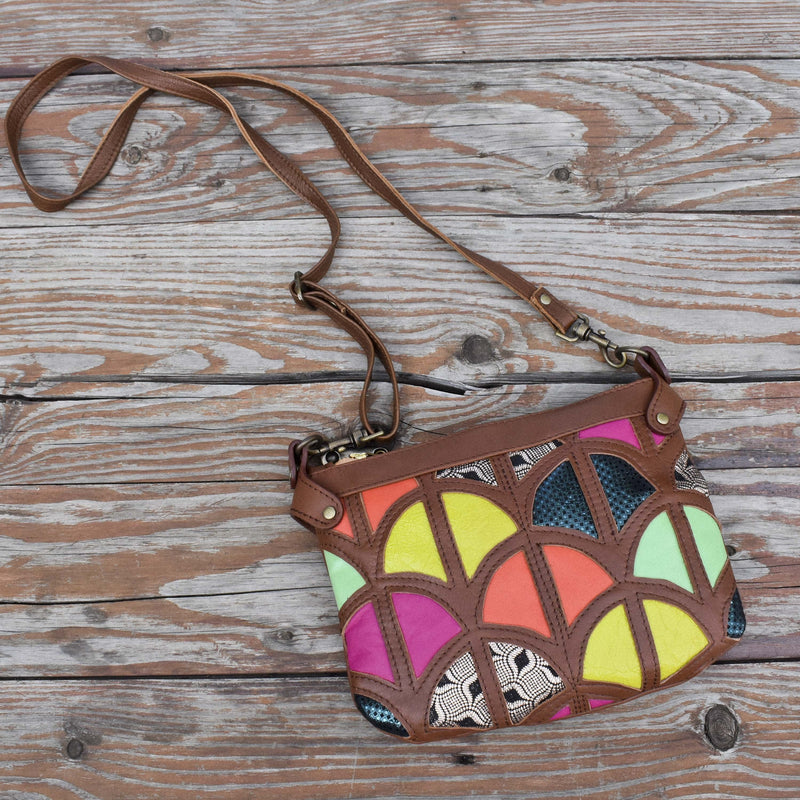 Mandara cross-body bag Monica cross-body bag- Smarties