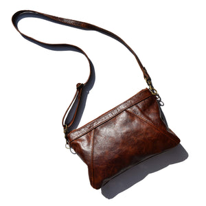 Naomi- Antique tan - Mandara bags