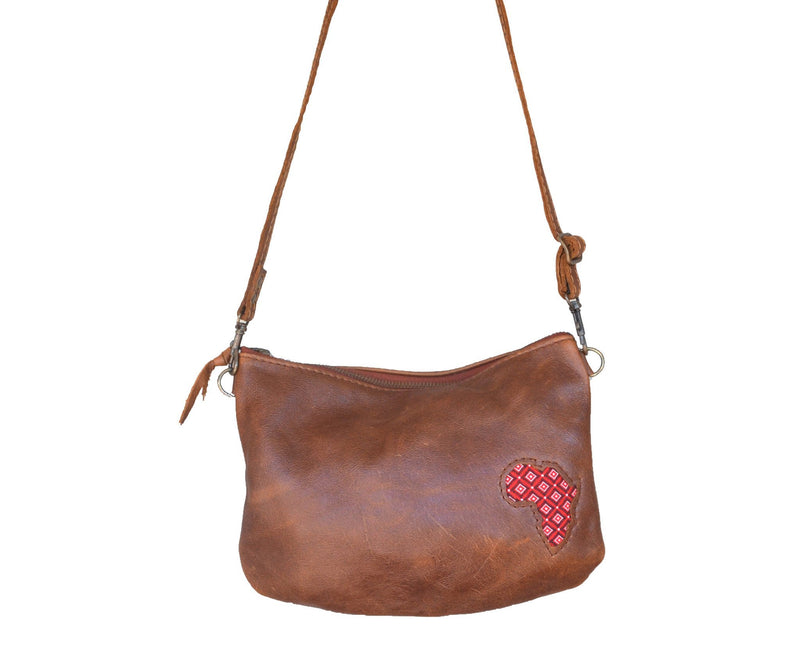 Africa cross body bag- small - Mandara bags