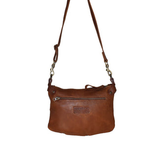 Stella- Tan brown - Mandara bags