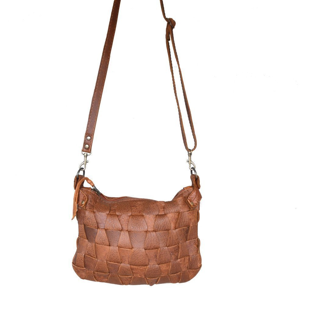 Zoe cross-body handbag - Mandara bags