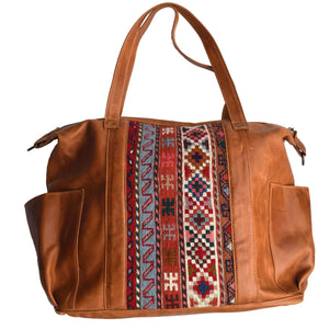 Milena carry all tote 002 - Mandara bags