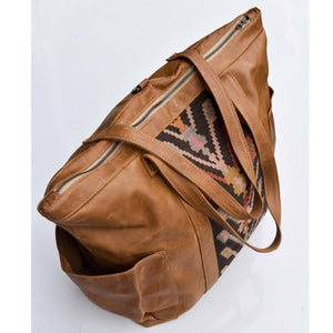 Milena carry all tote - Mandara bags