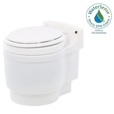 Dry Flush Laveo Waterless Packaging Toilet - DF1045