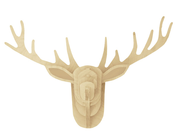 Deer Antler Coat Hook