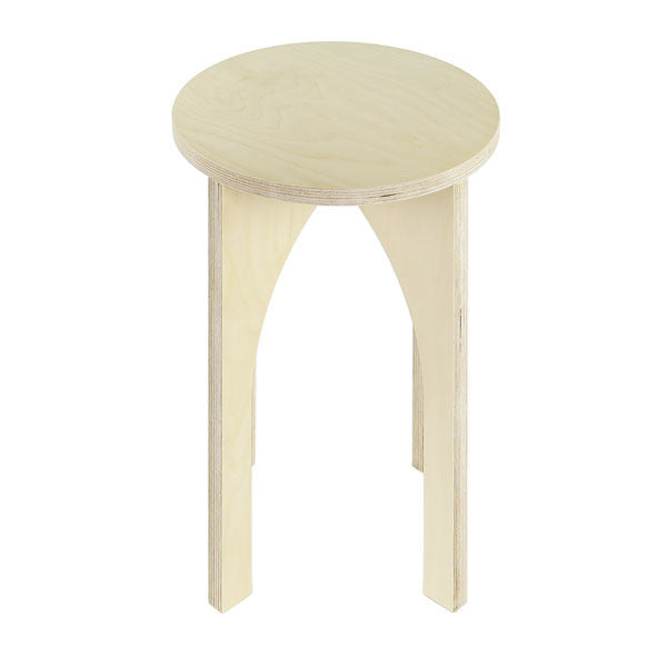 Equilateral Arch Stool
